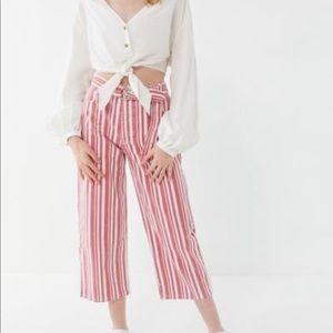 UO BDG Belted Austen Jeans